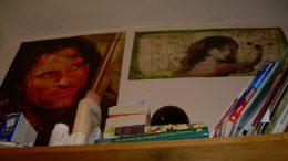 Il poster di Aragorn protagonista della Serie TV del Signore degli Anelli