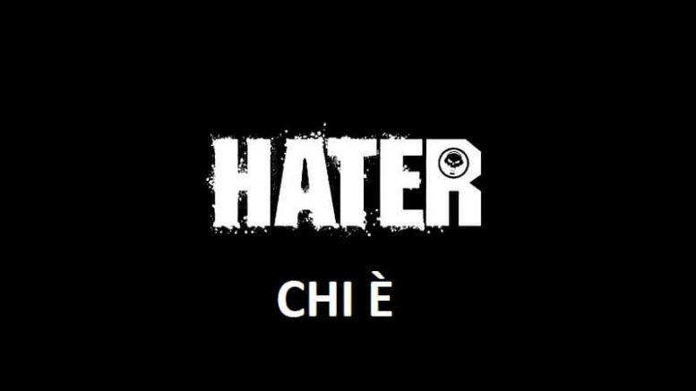 Chi è l'hater? la figura nata su internet