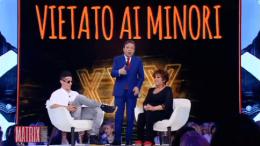 Young Signorino al Chiambretti Night con Orietta Berti