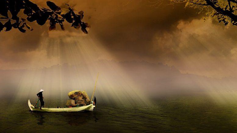 Barca che attraversa il fiume - Significato nell'Esoterismo
