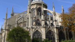Cattedrale di Notre Dam a Parigi
