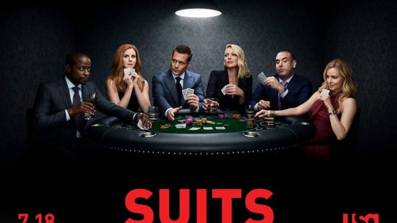 The Suits - Stagione 8