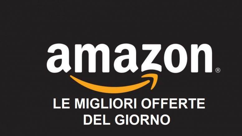 Le migliori offerte Amazon del giorno