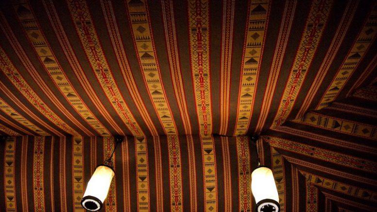 Design degli interni - soffitti