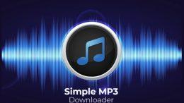 Simple Mp3 Downloader per Android e PC Windows