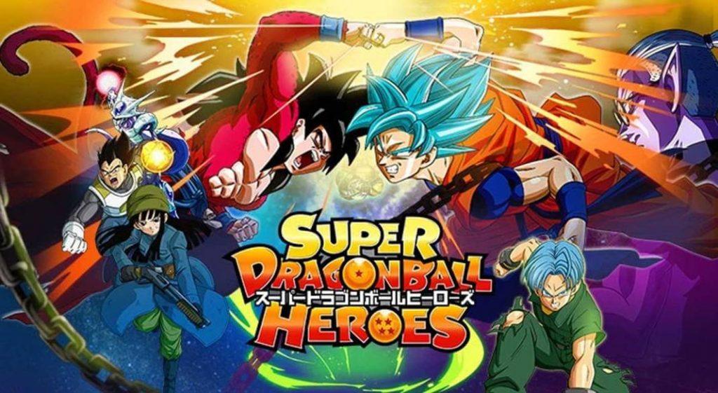 Super DragonBall Heroes: anime SubITA in streaming