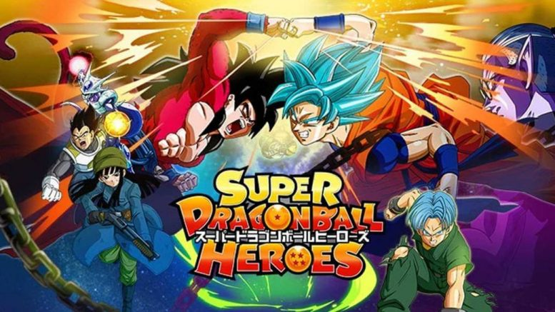 Super DragonBall Heroes: anime SubITA in streaming