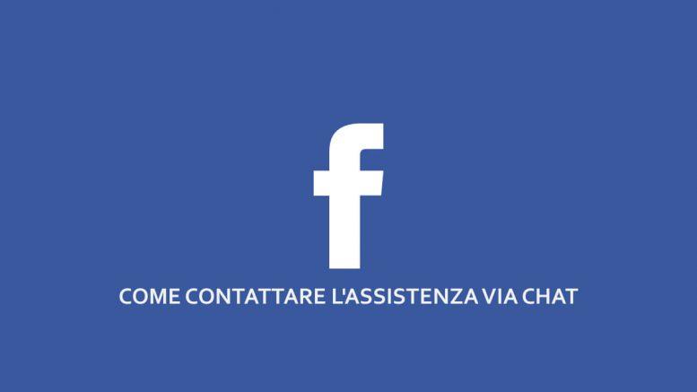 Come contattare l'assistenza Facebook business via chat